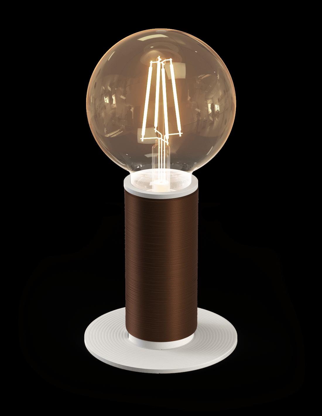 Cords Standaard Tafellamp Bronze
